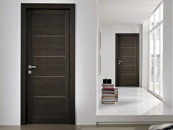 Porte interne moderne parma marina di massa scorrevoli in legno design personalizzate - Porte interne moderne ...
