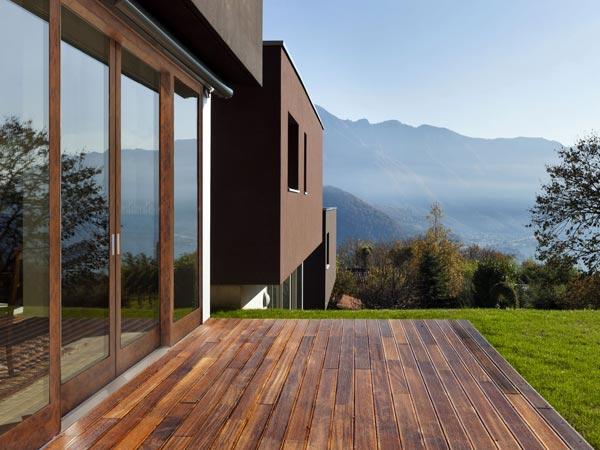 Finestre in legno carpi produzione vendita installazione - Finestre in legno prezzi ...